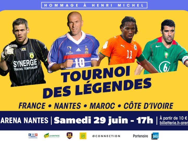 Hommage à Henri Michel – Samedi 29 juin à la H Arena