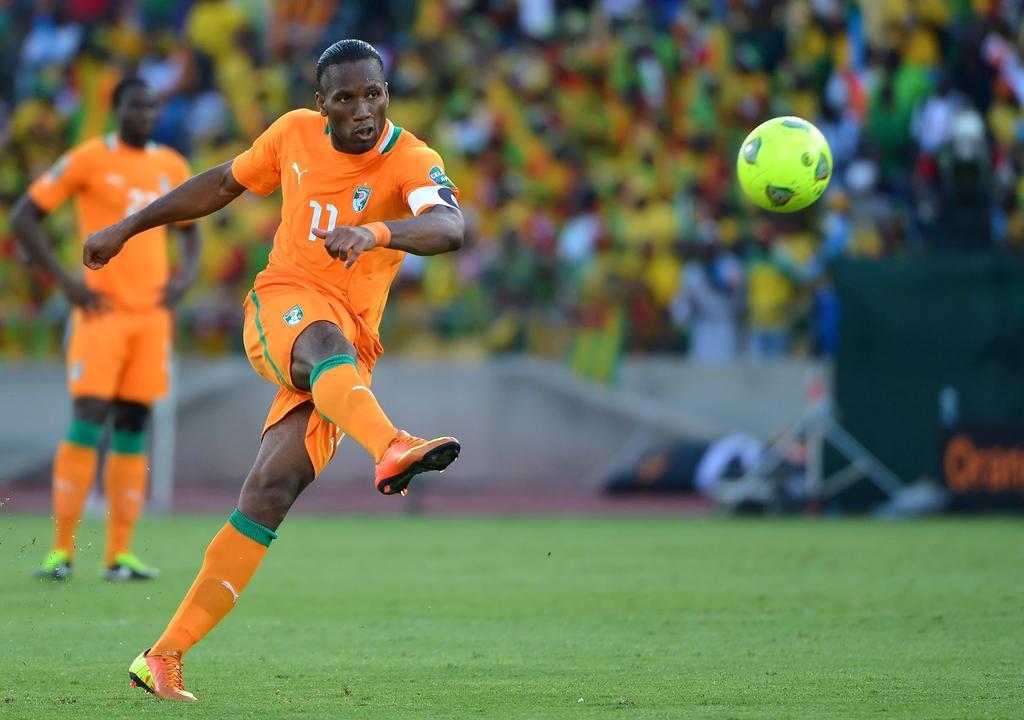 Didier Drogba présent au tournoi des Légendes ! | H ARENA