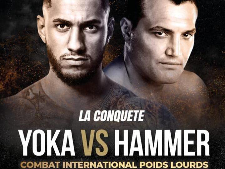 Tony Yoka : 2 combats à huis clos à la H Arena