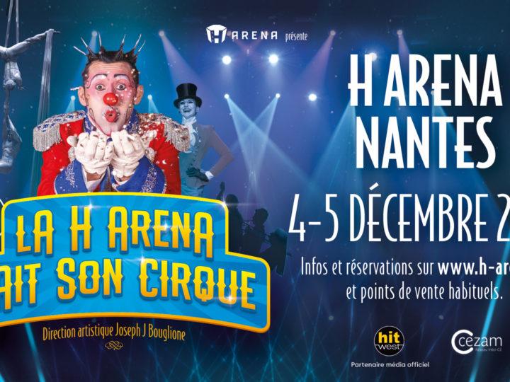 La H Arena fait son cirque : 4 & 5 décembre 2021