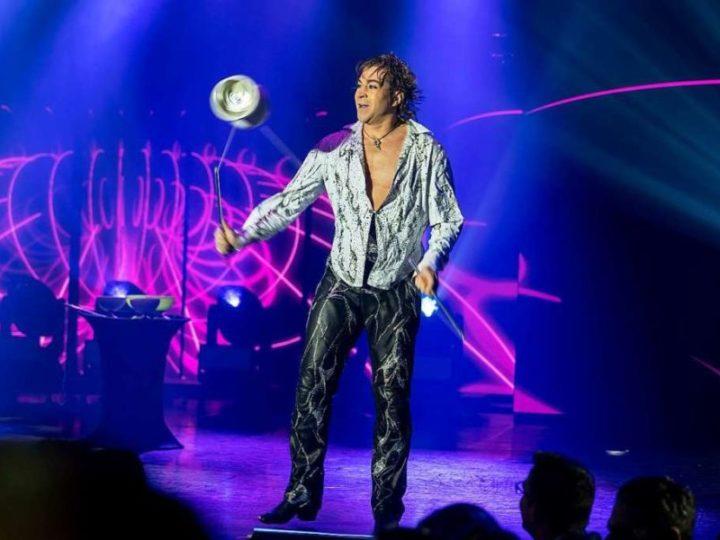 Pierre Marchand le showman à la H Arena en décembre