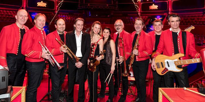 Le Grand Orchestre de Pierre Nouveau à la H Arena